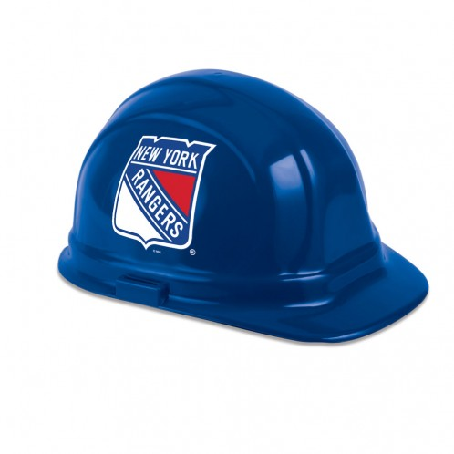 New York Rangers Team Hard Hat | Customhardhats.com